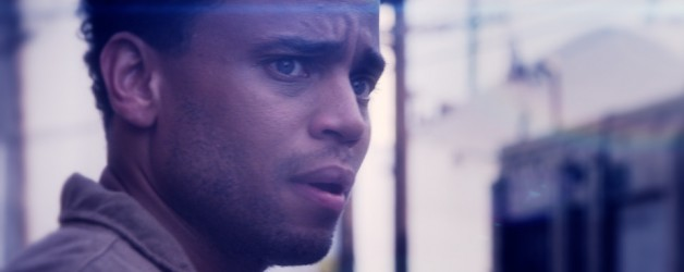 "Michael Ealy stars in ""The Signal"""
